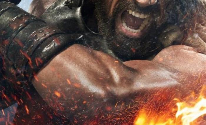 "Watch Dwayne ""The Rock"" Johnson in Throbbing Trailer"